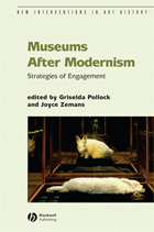Musuems After Modernism published by Blackwell